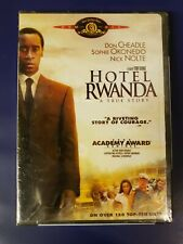 Hotel Rwanda Dvd 2008 Golden Globe Winner Still Shrink Wrapped
