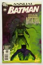 Batman Annual #26. DC 2007. 1 x VF+ issue.