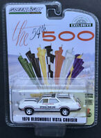 GREENLIGHT 54th Indy 500 Official Pace Car 1970 Oldsmobile Vista Cruiser 1:64
