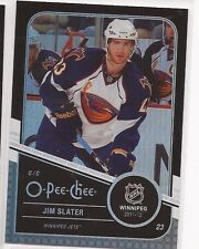 2011-12 Upper Deck O-Pee-Chee Rainbow Black #125 Jim Slater #009/100