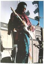 """JIMI HENDRIX POSTER """"ON STAGE"""""""