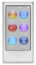 Apple iPod nano 7th Generation (16GB) - Silver