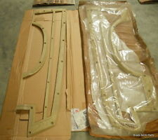 NOS Mopar 1983 84 85 Chrysler LeBaron T and C convertible WOOD fender side trim