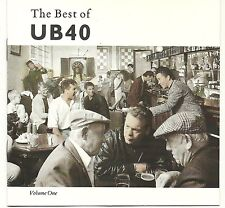 (CD) UB40 - The Best Of UB40 - Volume One - Red Red Wine, I Got You Babe, u.a.