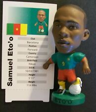 Prostars CAMEROON (HOME) ETO'O, PR085 Loose With Card LWC