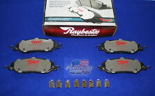 FORD 2005-2010 Mustang Front Disc Brake Pad Set With Hardware 05 06 07 08 09 10