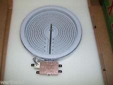 Miele KM 120 121 Vitrocéramique Plaque de cuisson Radiateur KM122 KM121 1200W