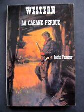 Western N°116 Collection Le Masque / La Cabane Perdue / Louis l'amour