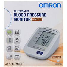 Omron HEM7322 Premium Upper Arm Blood Pressure Monitor
