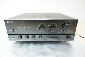 PIONEER A-777 STEREO AMPLIFIER Works Clean Free Shipping
