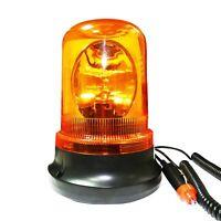 Rundumleuchte Warnleuchte USB  Birne H3 55W 12V Magnet Orange