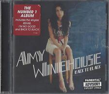 AMY WNEHOUSE / BACK TO BLACK - 11 TRACK * NEW CD 2006 * NEU *