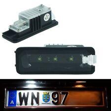 LED Cree Kennzeichenbeleuchtung VW Golf 4 5 6 7 Passat CC Limo Polo Lupo D01C