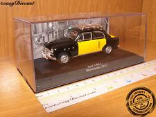SEAT 1400-A 1400A TAXI CAB 1:43 BARCELONA 1961 MINT!!!
