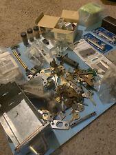 Locksmith Lot-Misc items-keys-pins-comm hardware-