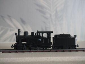 HOe ROCO Steam Loco 33231