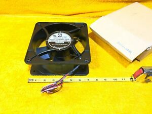 """ORION OD180APL-24HB 7"""" x 7"""" x 2""""   24 VDC BRUSHLESS DC COOLING FAN ( BRAND NEW )"""