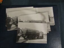 25 UN-USED POSTCARDS OF SHELL & BP TANKER AT JERSEY 1961 PUBLISHED MAY 1994