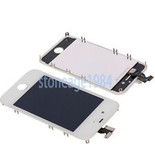 For iPhone 4S Replacement 4GS White LCD Display and Digitizer Touch Screen UK