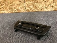 BMW F30 335I 328I 320I (12-15) AC CLIMATE CONTROL CD PLAYER FACE COVER OEM
