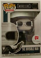 The Invisible Man Monsters #608 Walgreen's Exclusive Funko Pop Vinyl Figure Toy