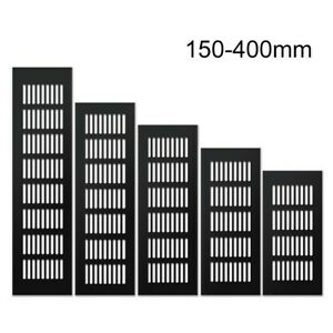 Aluminum Alloy Louvre Air Vent Grille Cover Metal Duct Ventilation - FLY SCREEN