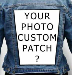 Back Patch, Custom Patches, Custom Patch, Personalized Patch, Personalized Patch