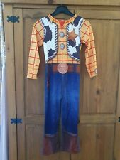 Brand New Toy Story Woody Fancy Dress Costume Age 7-8