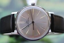 VINTAGE MEN'S BIG RUSSO MECCANICO LUCH (POLJOT) Orologio 23 JEWELS!