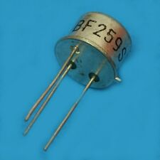 BF259S transistor silicium NPN 300V 0,1A 0,8W TO-5