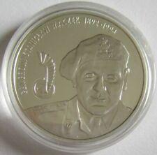 Polen 10 Zlotych 2003 General Stanislaw Maczek Silber
