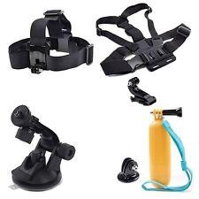 Kit d'accessoires 4 pcs Pour GoPro Hero Cam sport