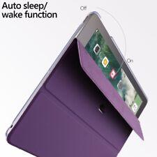 Case For iPad 9.7 2017 / iPad 9.7 2018 Poetic【Slimline】Auto Wake/Sleep Case PUR