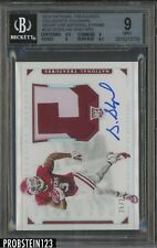 2016 National Treasures Collegiate Sterling Shepard RC Patch 25/25 BGS 9.5 w/ 10