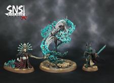 SNS Pro Painted Warhammer 40K  HUGE Dark Eldar Drukhari Ynnari army