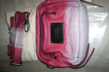 "NWT! $265  DIESEL  ""SHE""   THE WARRIOR   SMALL   LEATHER HANDBAG PURSE  -  PINK"