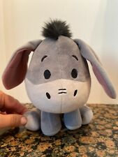 "Disney Plush Baby Eeyore 8"""