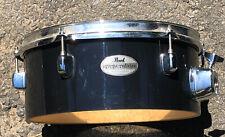 "Pearl Rhythm Traveler 12"" Black Tom Drum"