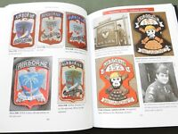"SIGNED ""EMBLEMS OF HONOR AIRBORNE"" US WW2 PARATROOPER PATCH BADGE REFERENCE BOOK"