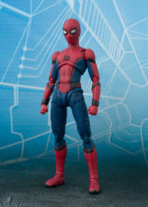 Bandai S.H.Figuarts Spider-Man (Homecoming) (USED)