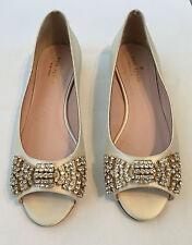BRAND NEW Kate Spade New York 'Vanna' Skimmer Flat Shoe.Size US 6.5 UK 4