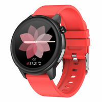 E80 Smart Watch ECG Blood Oxygen Heart Rate Body Temperature Monitor Bracelet