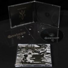 GESTAPO 666 - satanic shariah - CD 2020 - (Drakkar Productions)