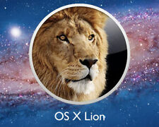 Mac OS X 10.7 Lion ~ Bootable DVD for Fresh Install, Repair or Recovery