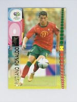 2006 Panini World Cup Germany Cristiano Ronaldo Rookie Card Portugal #169