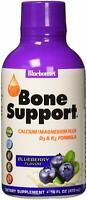 Liquid Bone Support by Blue Bonnet, 16 oz Blueberry
