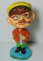 Rare Old Vintage 1968 Universal Studios Film Studio Director Bobblehead Doll