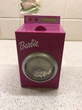 Barbie Top Loading Washing Machine