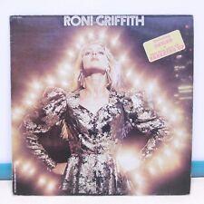 "33T Roni GRIFFITH Vinyl LP 12"" DESIRE - BREAKING UP - VANGUARD 23051"