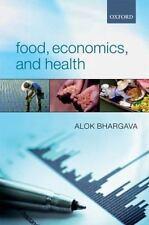 Food, Economics, and Health (Paperback or Softback)
